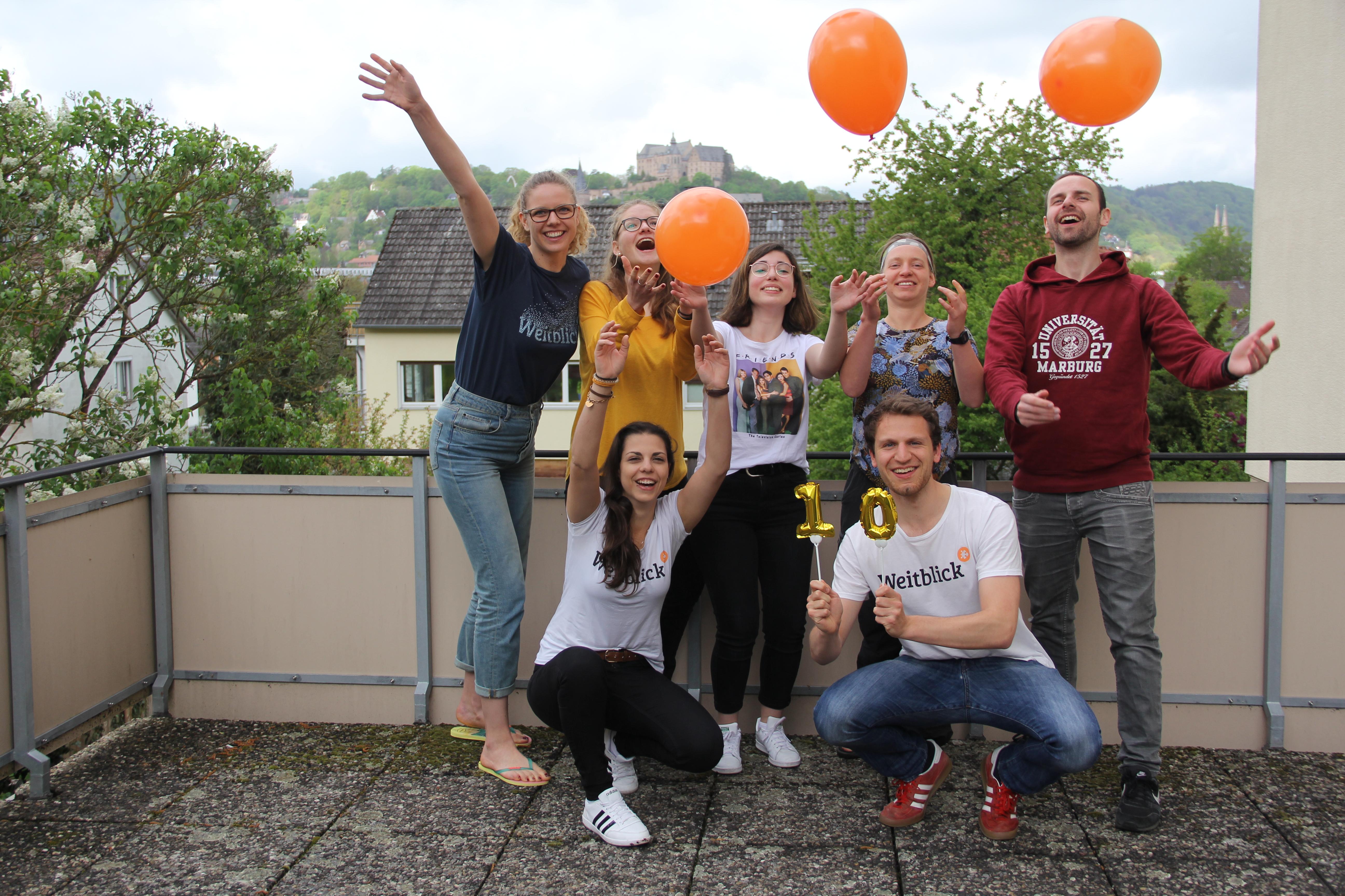 10 Jahre Weitblick Marburg